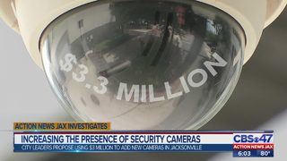 Jacksonville city budgets millions to create uniform surveillance system to combat crime