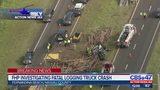 Troopers investigating fatal logging truck crash