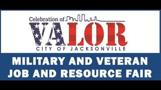 Jacksonville job fair: Military, veteran job fair to be held Friday