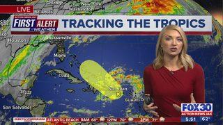 Tracking the Tropics: November 14, 2018