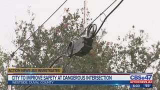 City to improve safety at dangerous intersection