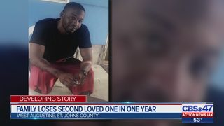 Family loses second loved one in a year