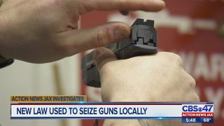 Action News Jax Investigates: New Florida law can strip gun rights from certain people