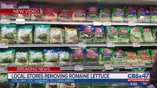 Lettuce not safe to eat, CDC warns