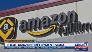 Local amazon employment scam