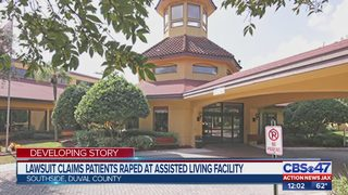 Lawsuit claims patients raped at assisted living facility