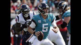JAGUARS: Talking quarterbacks at the NFL Combine