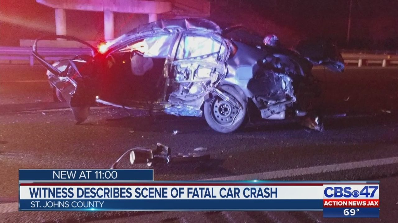 21-year-old man's car hits concrete overpass pillar in fatal