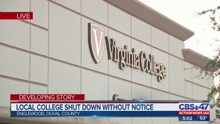 FSCJ assists Virginia College students with continuing education