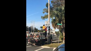 New lower speed limit on Mayport Road in Jacksonville