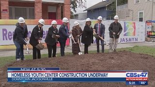 New youth center hopes to curb homeless youth population