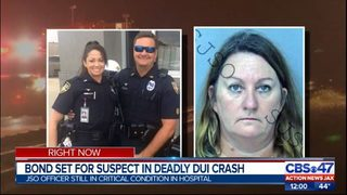 Bond set for woman facing DUI charges in St. Johns crash that killed JSO bailiff