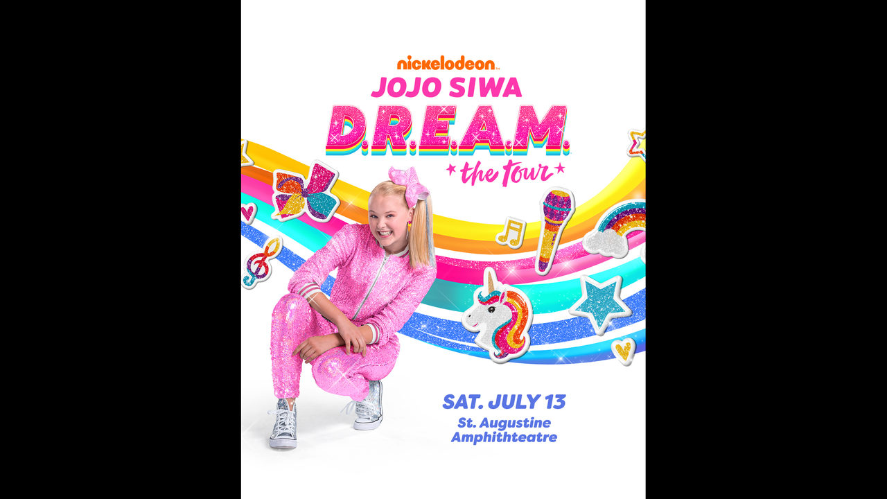 JoJo Siwa: Nickelodeon superstar to bring D R E A M tour to