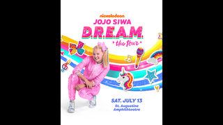 Nickelodeon superstar JoJo Siwa to bring D.R.E.A.M tour to St. Augustine