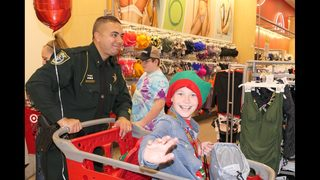 Boy saves allowance to give gift cards to Flagler County deputies in fallen father
