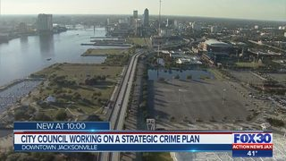 City council working on a strategic crime plan