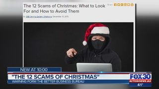 """The 12 Scams of Christmas"""
