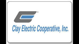 Clay Electric reporting power outages near hospital, school
