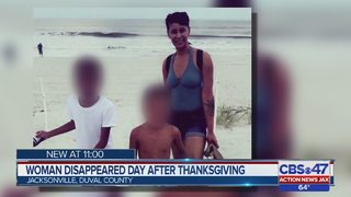 Jacksonville woman disappeared day after Thanksgiving
