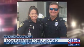 Local fundraisers to help JSO family