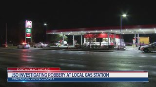 JSO: Armed robbery at Gate gas station