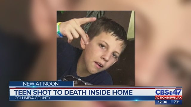 14-year-old boy shot, killed in friend's Lake City home