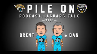 PILE ON PODCAST: Jaguars beat the Dolphins, prep for last game in Texas