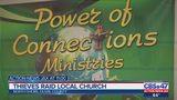 Thieves raid local church
