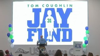 Tickets on sale for Tom Coughlin Jay Fund