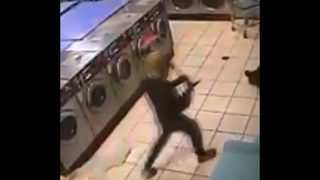 Man beaten to death by masked man with pogo stick at Southside Jacksonville laundromat