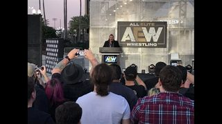 All Elite Wrestling launches, with backing of Jaguars owner Shad Khan
