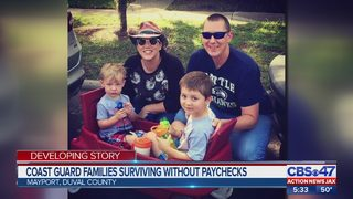 How you can help Jacksonville Coast Guard families going without pay