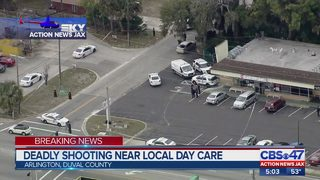 Jacksonville police investigating shooting death outside of Arlington 24-hour laundromat
