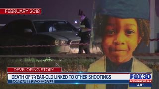 Death of 7-year-old linked to other murders