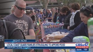 Supply drive planned for Jacksonville Coast Guard families
