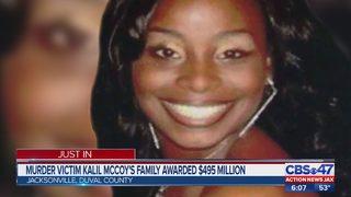 Murder victim Kalil McCoy