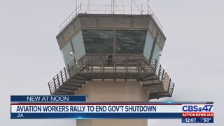 Aviation rally to end government shutdown