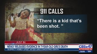 New evidence released in 7-year-old Jacksonville girl