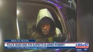 Jacksonville police asking for help in locating ATM drive-thru robbery suspects