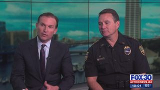 Action News Jax discusses crime & safety with Jacksonville mayor and sheriff