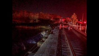Photos: Train derailment in Jacksonville could take days to clean up, crews say