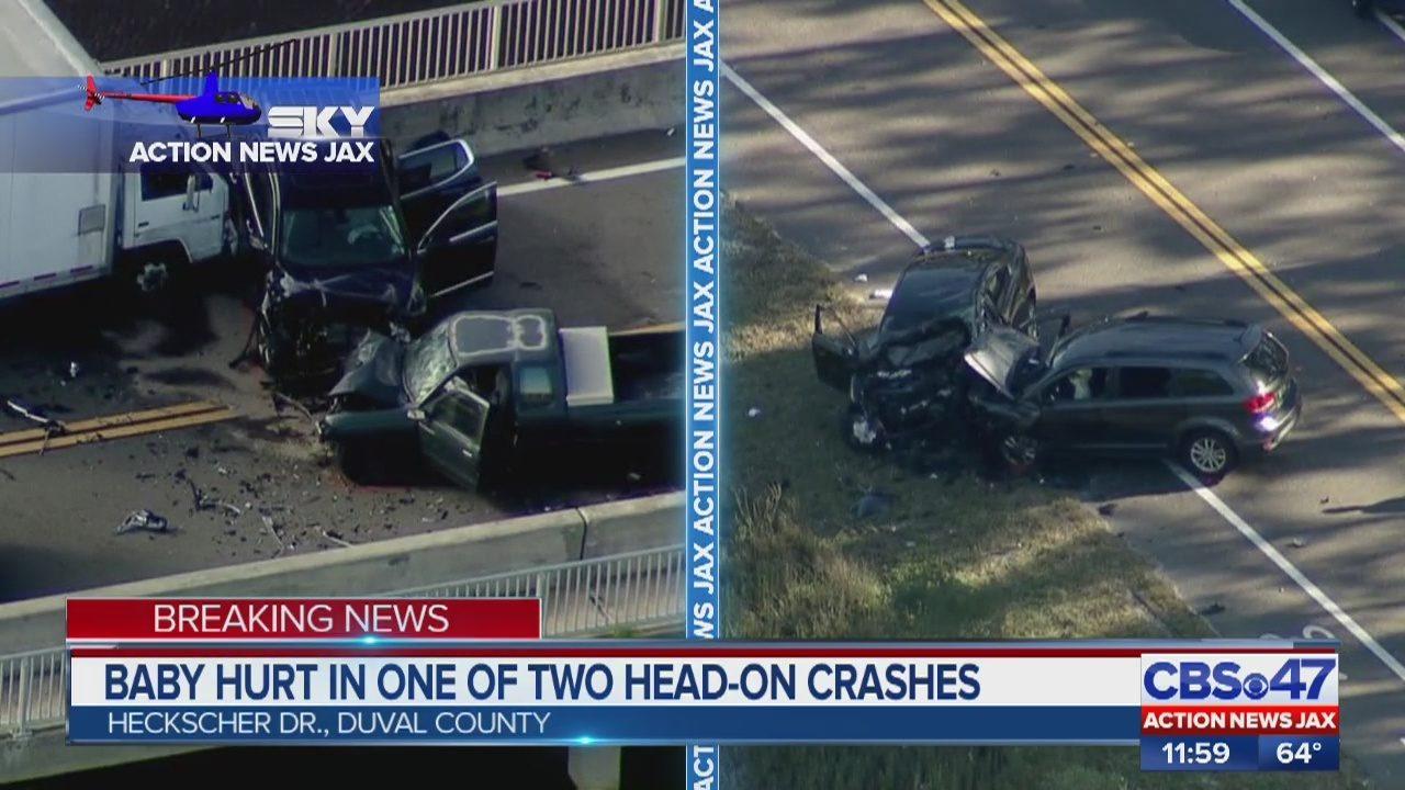 DEADLY HECKSCHER DRIVE CRASH: JFRD crews at scene of deadly