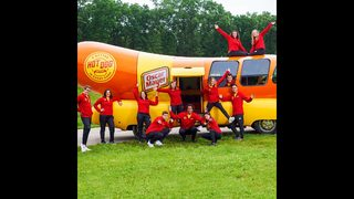 Wanted: Oscar Mayer Wienermobile Drivers