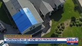 Homeowners may get money from roofer