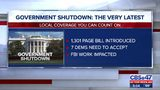 Latest on the government shutdown after 30 days