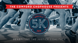 Cowford Chophouse, Justice Coalition team up to support victims of violent crime