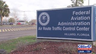 Jacksonville air traffic controller: Shutdown is creating safety risk