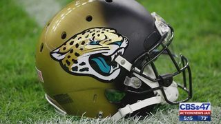 Jacksonville Jaguars feed U.S. Coast Guard families affected by government shutdown