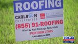 Jacksonville-based roofers arrested on felony charges