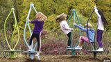 HEAL is planning to build 5 adaptive parks for children of all abilities
